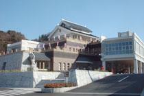 愛媛県今治市にある戦国時代に活躍した能島村上水軍の歴史や文化の研究資料を展示した体験型博物館「村上水軍博物館」の給排水を施工させて頂きました。