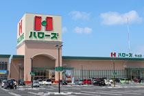 今治市の24時間営業スーパーマーケット「ハローズ今治店」様の給排水、衛生設備、消防設備を施工させて頂きました。