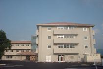 愛媛県西条市丹原町の特別養護老人ホーム、在宅複合型施設です。当社は給排水、空調・換気設備の施工をさせて頂きました。