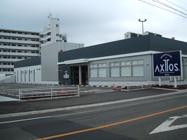 今治市のスポーツクラブ「アクトス」です。当社は給排水、プールの施工をさせて頂きました。