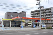 今治市の城東サービスステーションガソリンスタンドのセルフスタンド化にともない、当社は給排水を施工させて頂きました。